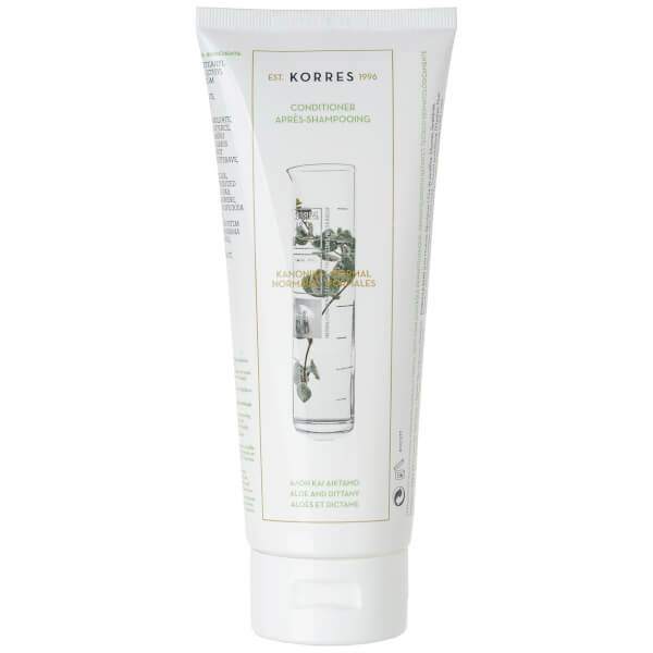 KORRES Conditioner Aloe and Dittany For Normal Hair