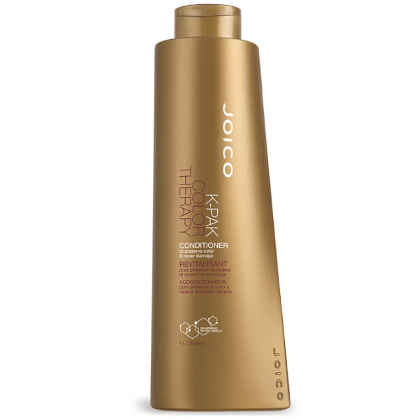 Joico K-Pak Color Therapy Conditioner 1000ml (Worth £50.00)