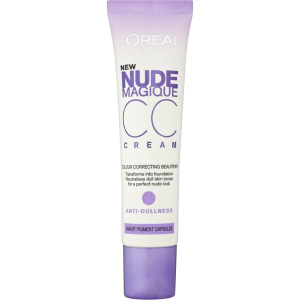 Crema contra las pieles apagadas de L'Oréal Paris Nude Magique