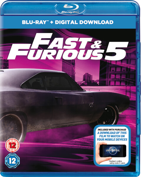 Fast Five (Includes UltraViolet Copy)