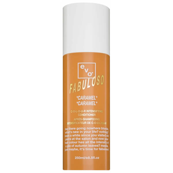 Evo Fabuloso Colour Intensifying Conditioner Caramel (250 ml)
