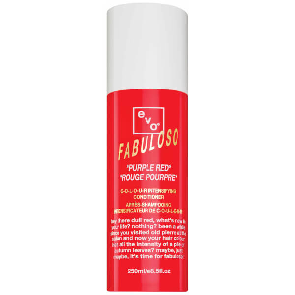 Evo Fabuloso Color Intensifying Conditioner Purple Red (250ml)