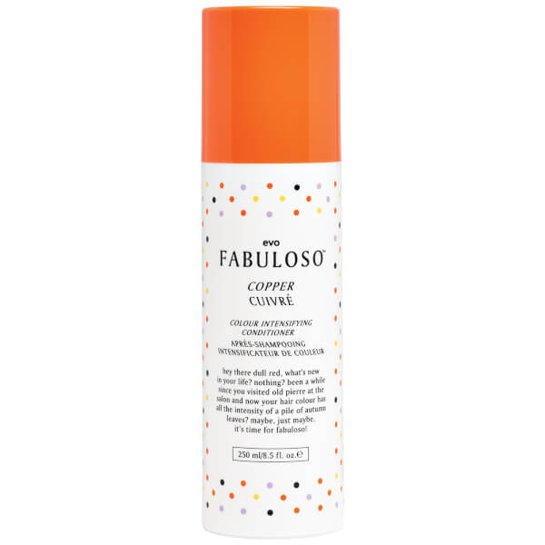 Evo Fabuloso Colour Intensive Copper Balsam (250 ml)