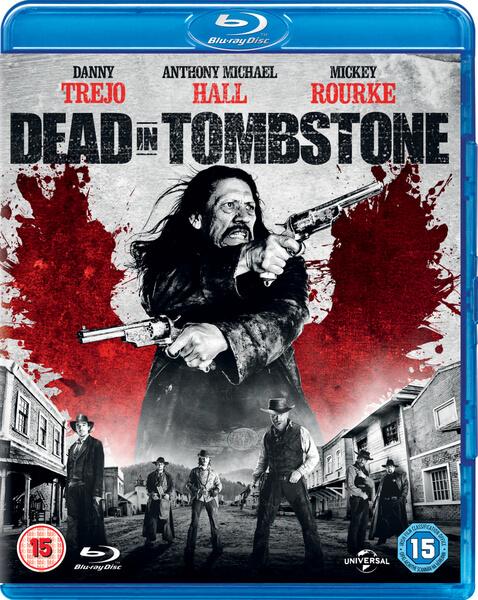 Dead in Tombstone (+UV)
