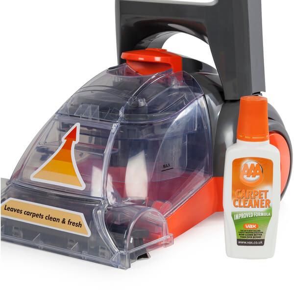 Vax W91rsba Rapide Spring Clean Carpet Washer Homeware