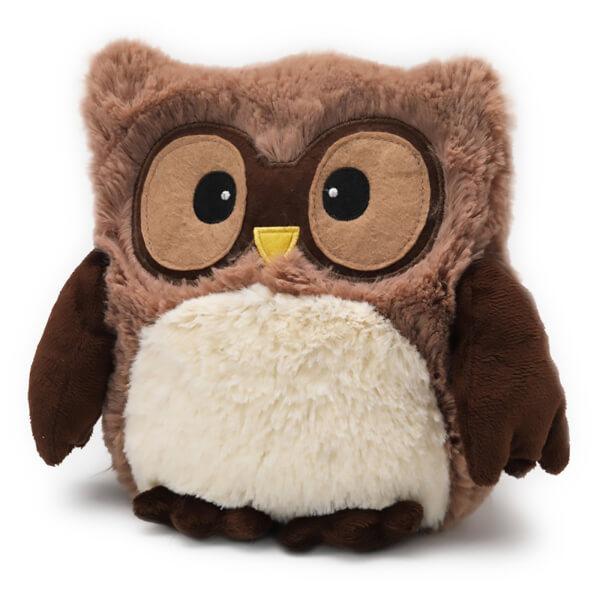 Warmies Hooty Heatable Owl
