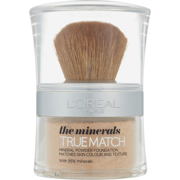 L'Oréal Paris True Match Minerals Foundation (Various Shades)