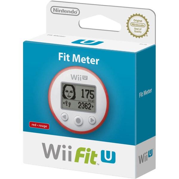 Wii Fit U Meter (Red)