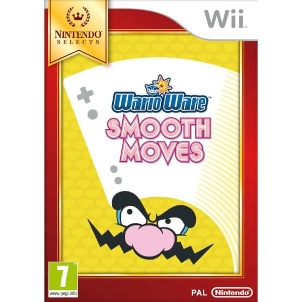 Wii Nintendo Selects Wario Ware™: Smooth Moves