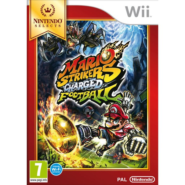 Wii Nintendo Selects Mario Strikers™ Charged Football