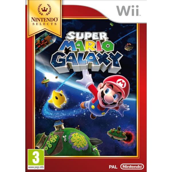 Wii Nintendo Selects Super Mario Galaxy™
