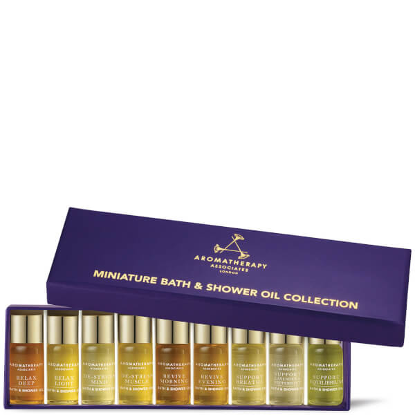 Aromatherapy Associates Miniature De-Stress Muscle Bath and Shower Oil