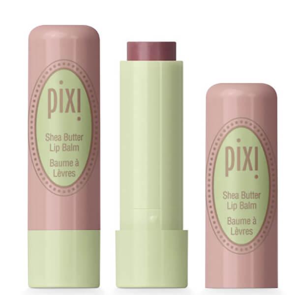 픽시 셰어 버터 립밤 - 내추럴 로즈 (PIXI SHEA BUTTER LIP BALM - NATURAL ROSE)