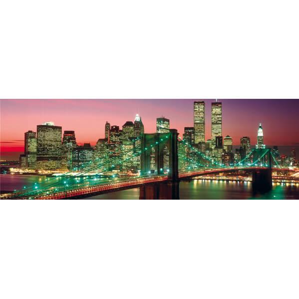New York Manhattan Colour - Berenholtz - Midi Poster - 30.5cm x 91.5cm