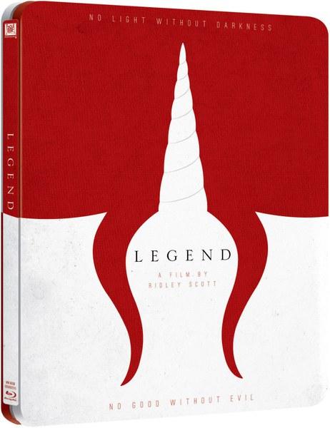 Legend - Limited Edition Steelbook (UK EDITION)