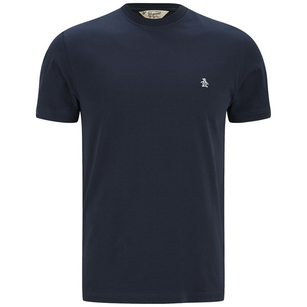 Original Penguin Men's Embroidered T-Shirt - Sapphire