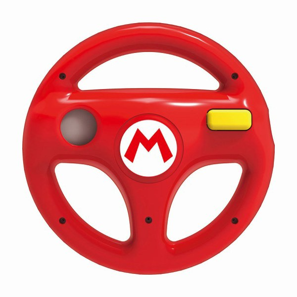 Mario Red Wheel For Wii U EXCLUSIVE Nintendo UK Store
