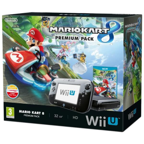 Mario Kart 8 Wii U Premium Pack