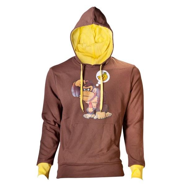 Donkey Kong - Hoody (Brown)