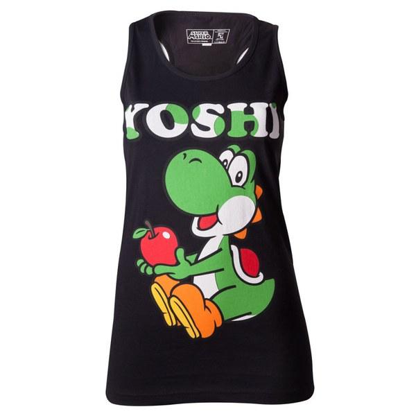 Yoshi - Tank Top (Black)