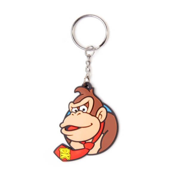 Donkey Kong - Rubber Keychain