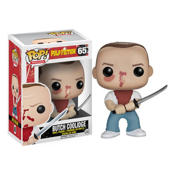 Pulp Fiction - Butch Coolidge - Pop! Vinyl Figure