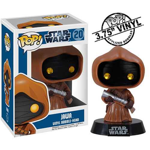 Star Wars - Jawa - Pop! Vinyl Figure