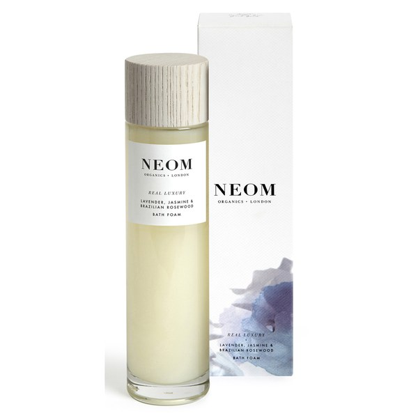 NEOM Organics Real Luxury Bath Foam (200 ml)