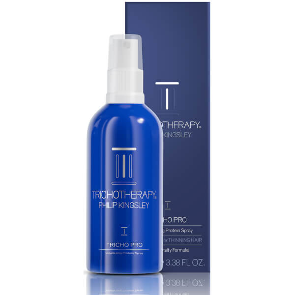 Philip Kingsley Tricho Pro Volumising Protein Spray for Fine/Thinning Hair. Hair Density Formula