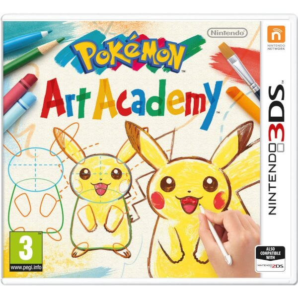 Pokémon Art Academy - Digital Download