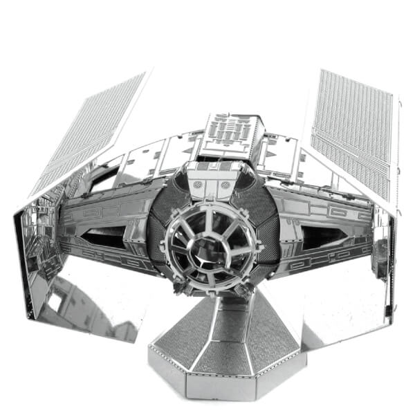 Star Wars Darth Vader's TIE Fighter Metal Bausatz