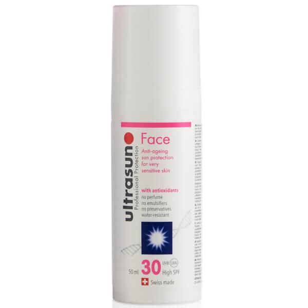 Ultrasun SPF 30 Face Sun Lotion (50ml)