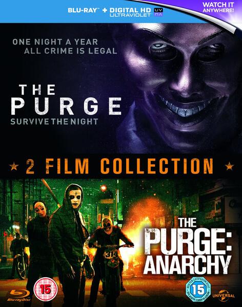 American Nightmare 1- 2