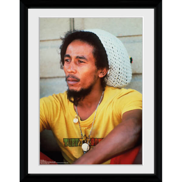 Bob Marley Yellow - 30x40 Collector Prints