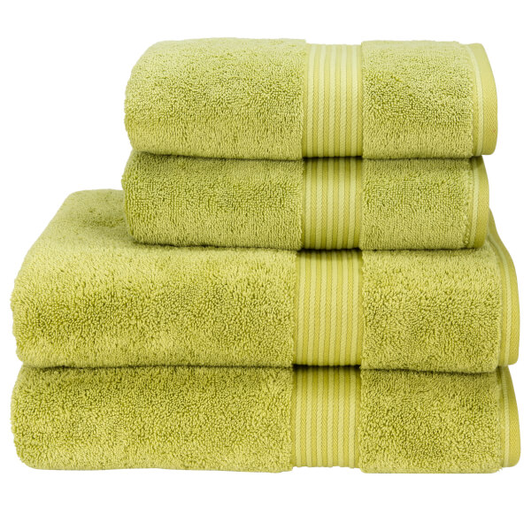 Christy Supreme Hygro Towels - Green Tea: Image 01