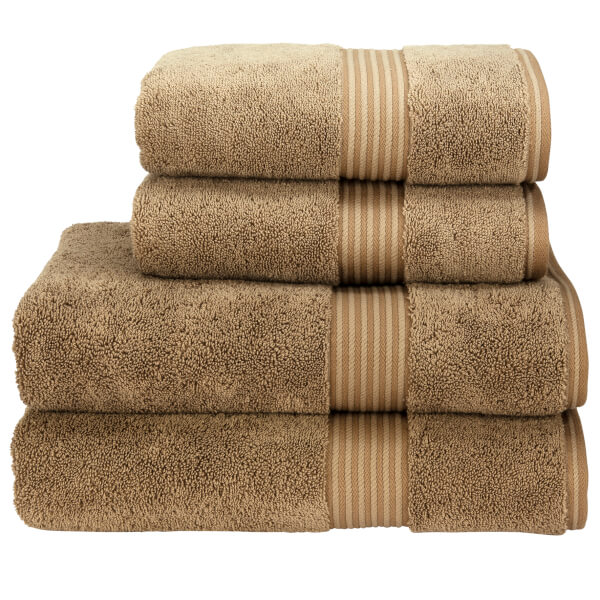 Christy Supreme Hygro Towels - Mocha