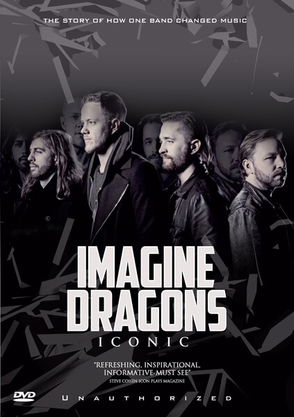 Imagine Dragons Iconic Dvd Zavvi