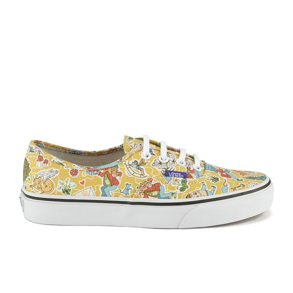 Vans Women's Authentic Liberty Trainers - Wonderland/True White
