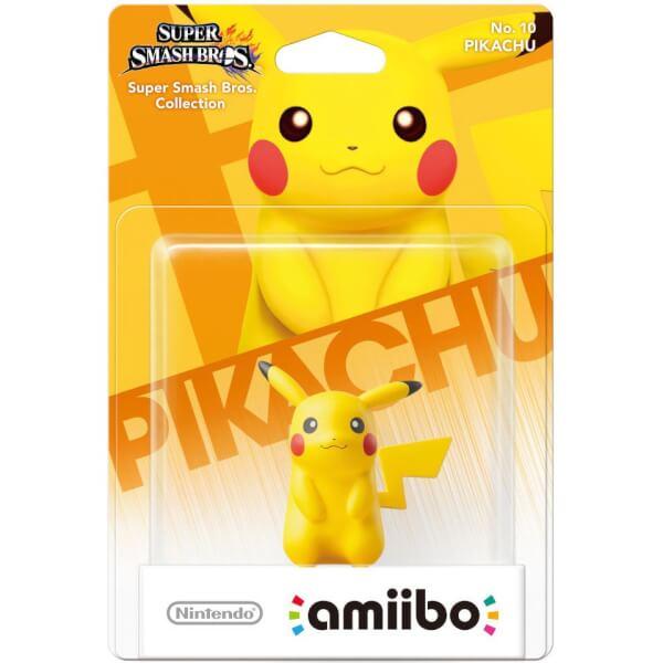 Pikachu No.10 amiibo