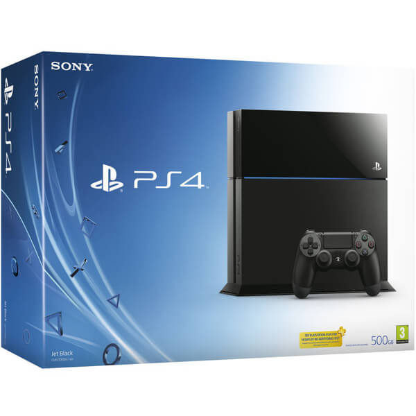 Sony PlayStation 4 1TB Console - BUNDLE