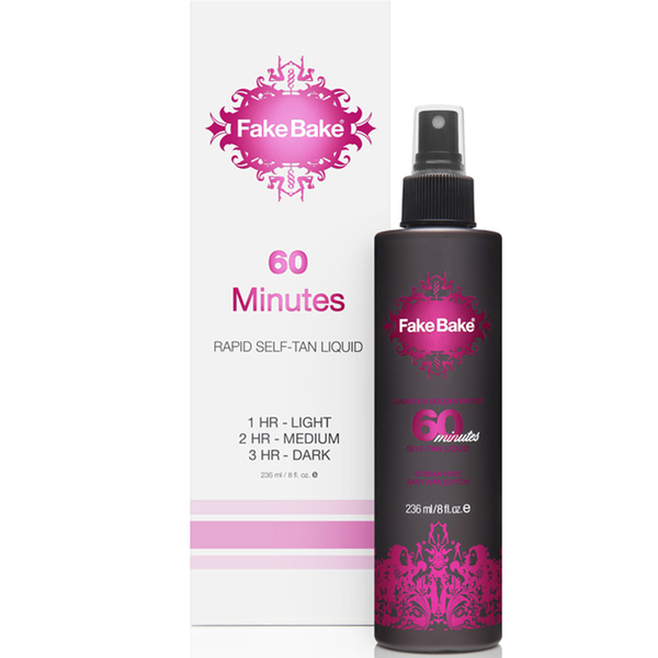 Autobronzant Fake Bake 60 Minutes (236ml)