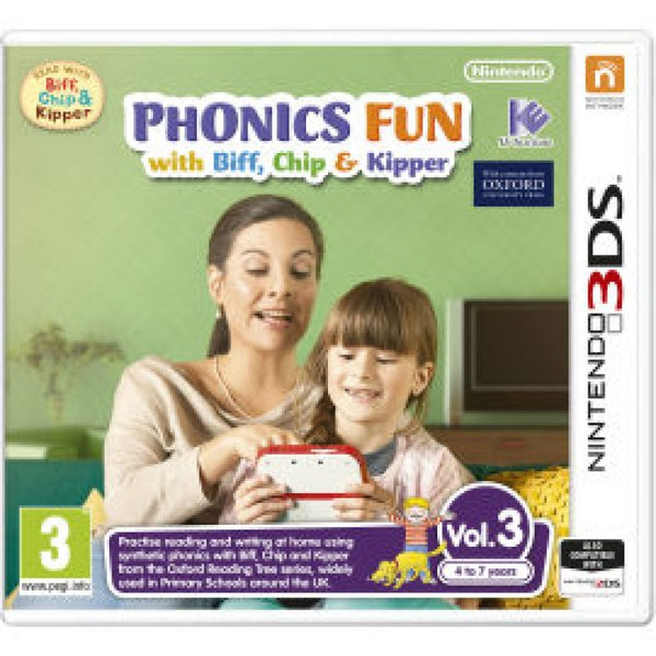 Phonics Fun with Biff, Chip & Kipper Vol. 3 - Digital Download