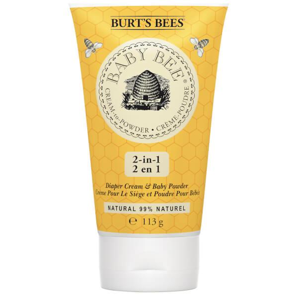 Burt's Bees Cream to Powder