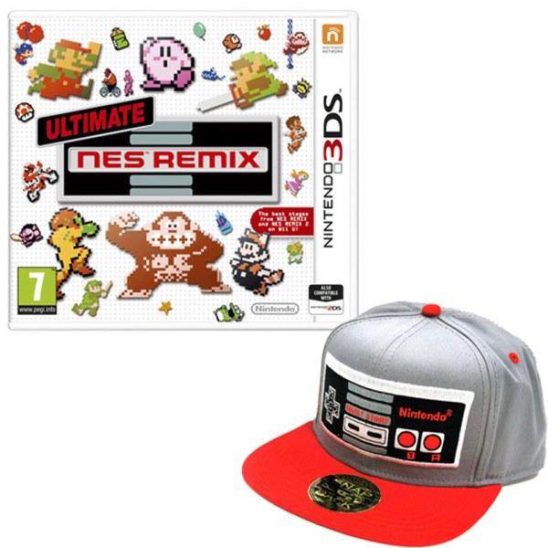 Ultimate NES Remix + Retro Cap