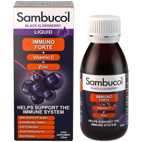 Sambucol Immuno Forte (120 ml)