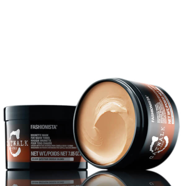 TIGI Catwalk Fashionista Brunette Mask (200g)