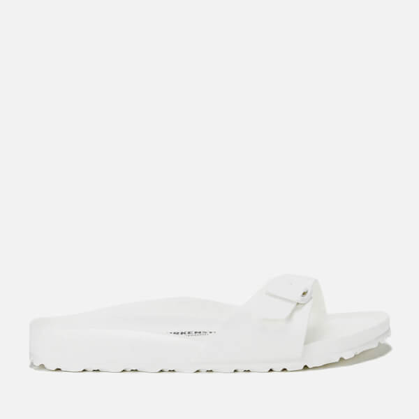 Birkenstock Women's Madrid Eva Single Strap Sandals - White