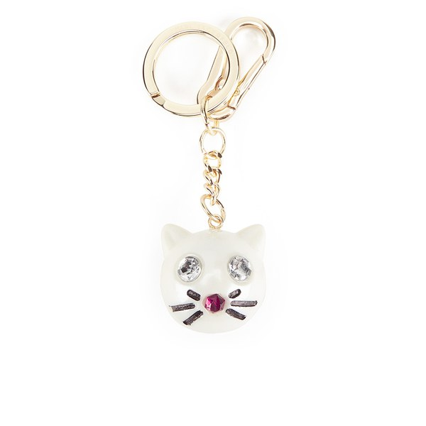 Karl Lagerfeld Choupette key chain Collections TNHGFvG