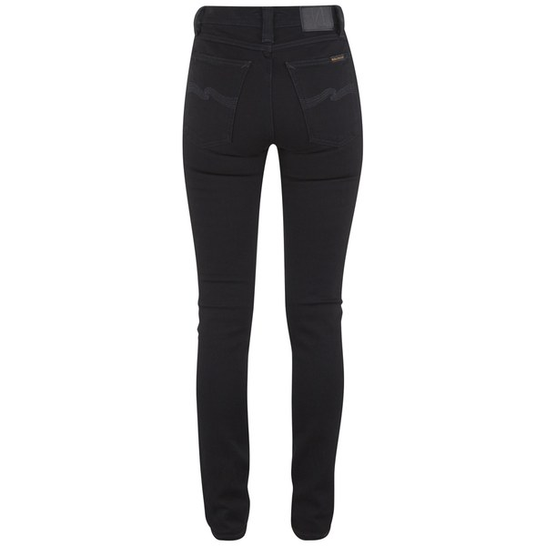 Nudie Jeans Women's High Kai 'Super-Tight/High-Waist' Jeans ...