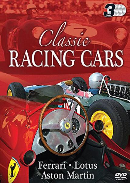 Classic Racing Cars: Ferrari, Aston Martin and Lotus